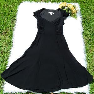 Evan-Picone Black Dress Sz. 8